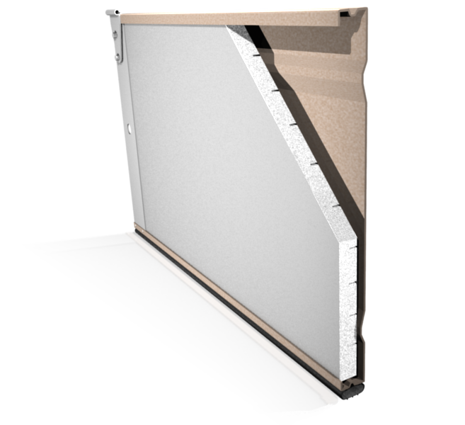 foam garage door insulation kit  sc 1 st  Energy Efficient Solutions & Garage Door Insulation Kits - Foam Insulation Panels pezcame.com