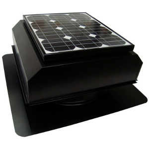 Solar Powered Fan: AB-202A
