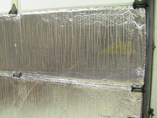 Garage Door Insulation Kit Insulate Garage Door