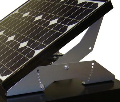 Pivot Bracket Solar Panel Mounting Bracket